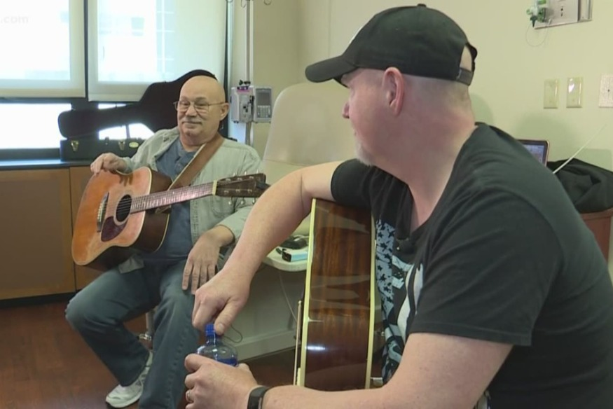 'Infusion String Band' fights cancer with music